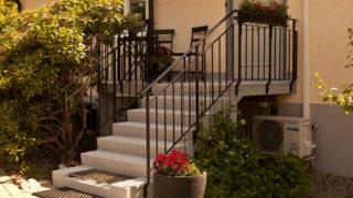 Renovera betongtrappa – Fakta om materialet Marmocit Classic